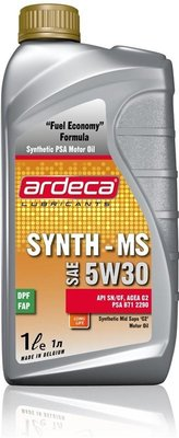 Ardeca SYNTH MS 5W30 5L