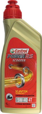 Castrol RS Scooter 4T 5W40