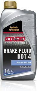 Ardeca BRAKE FLUID DOT 4 1L
